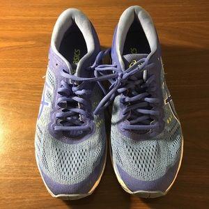Asics Womens Sz 8.5 Gel-Kayano 24 Running Shoes